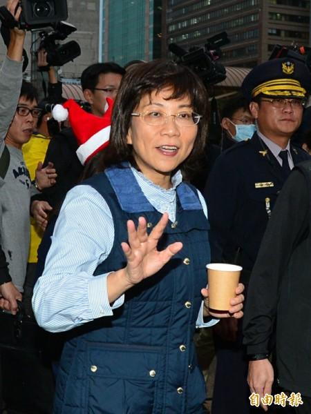 王如玄申報的香港「大通國際股份公司」十萬美元債權,是間沒招牌且遭中國天津市政府駁斥的公司。(資料照)