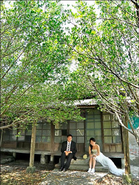 宿舍區內欖李紅樹林自然長成,為全國獨一無二的欖李純林社區,為新人拍攝婚紗照的熱門景點。