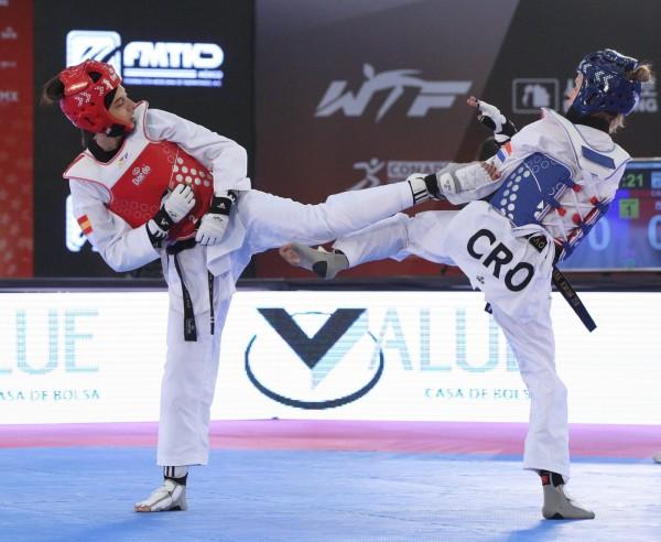 世界跆拳道聯盟日前在官方網站宣布,計畫更改組織名稱,以避免使用現行英文簡稱「WTF」。(歐新社,資料照)