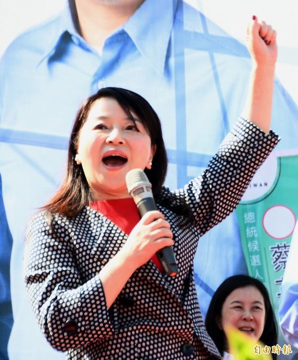 馬英九總統因頂新案告周玉蔻誹謗,周玉蔻被判無罪,馬決定提上訴。(記者吳俊鋒攝)