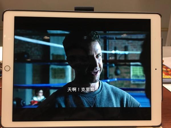 Netflix針對台灣觀眾,提供繁體中文字幕。(記者陳炳宏翻攝)