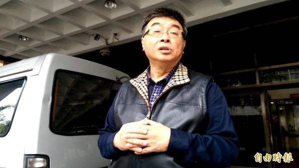 邱毅預測,民進黨若執政清算目標將對準「馬英九」和「國民黨黨產」。(資料照,記者謝君臨攝)