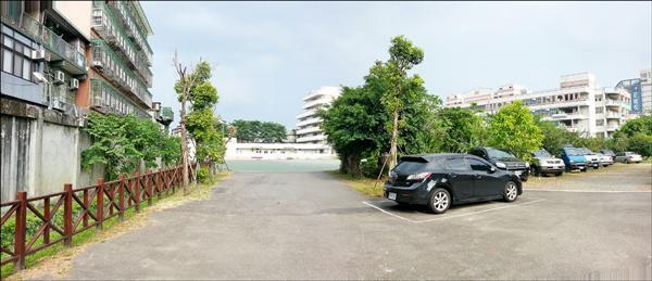 三重國小將釋出兩百坪閒置校地,做為長泰派出所辦公廳舍遷建基地。(城鄉局提供)