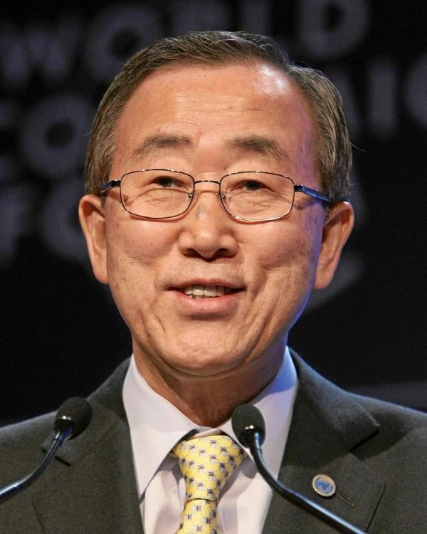 現任聯合國秘書長潘基文,任期將於今年12月31日屆滿。(圖片翻攝自網路)
