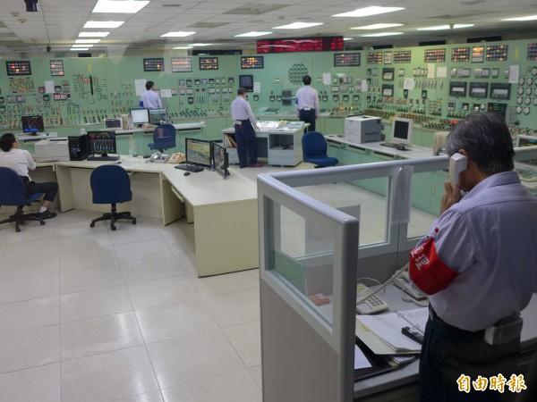 台灣經濟衰退,卻因此也降低限電危機風險。(資料照,記者李雅雯攝)