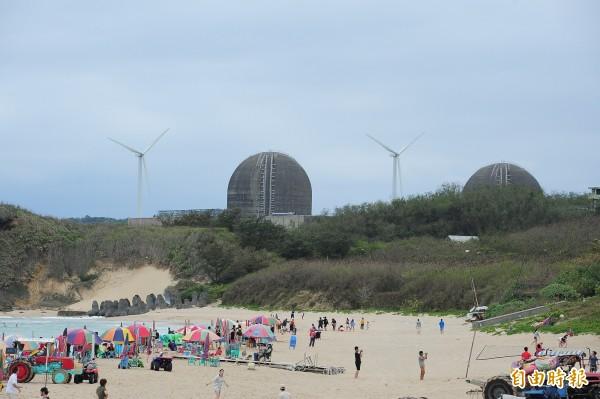 台電公布最新電源開發方案,根據數據顯示,就算台灣核電廠全部關閉,也不會有缺電危機。(資料照,記者蔡宗憲攝)