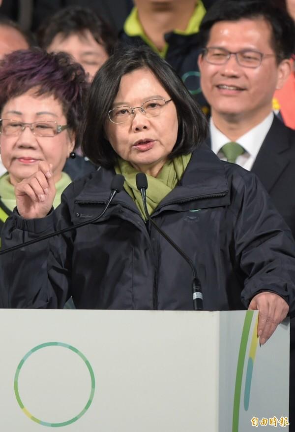 紀國棟直言,未來台灣與中國,「是習近平應該怕蔡英文,而不是蔡英文要怕習近平」。(資料照,記者王敏為攝)