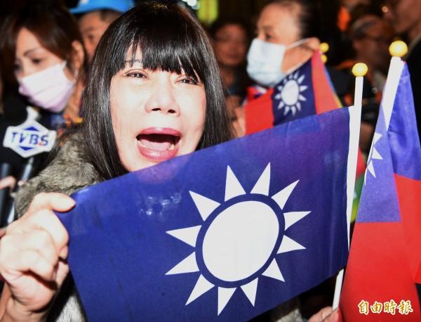 政論家江春男認為「國民黨在歷史的夢遊中,遂漸走向懸崖邊」。(資料照,記者朱沛雄攝)