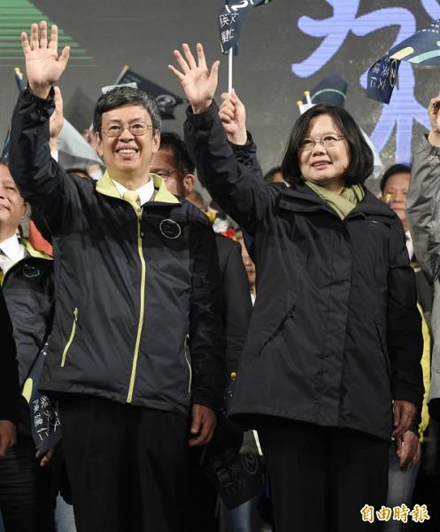 面對蔡英文勝選後的局勢,有中國學者認為「北京可能不滿意,但必須從之前的錯誤中學習。維持現在的關係才是重點,不是九二共識。」(資料照,記者陳志曲攝)