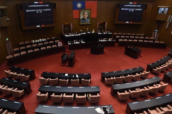 立法院院會、立法院議場。(資料照,記者簡榮豐攝)