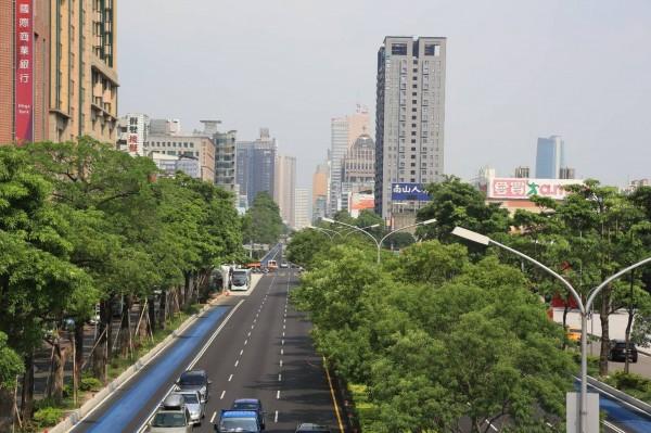 台中市長林佳龍丟出將立法院遷至台中的構想。(資料照,記者黃鐘山攝)