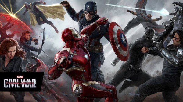 獲選「2016網友最期待的10大電影」第1名的是《美國隊長3:英雄內戰》。(圖片擷取自Captain America臉書)
