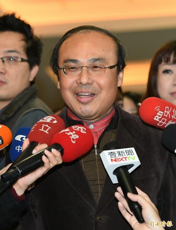 陳建宇認為,員工不應在爭取權益的同時,忽略了自己的天職。(資料照,記者張嘉明攝)