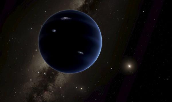 「第九行星」才剛現蹤兩天,就被NASA否認為太陽系第九大行星。(路透)