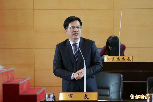 台中市長林佳龍在臉書上表示,為了讓弱勢家庭順利過年,各項社會福利補助與津貼,「預計提前在2月4日即可撥款」。(資料照,記者黃鐘山攝)