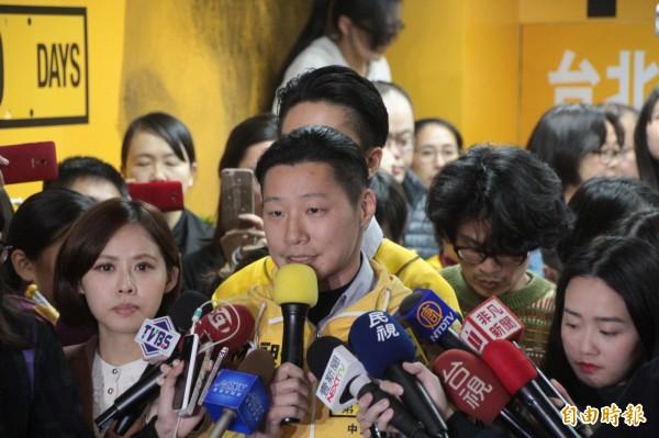 林昶佐期望加入教育及文化委員會。(資料照,記者鍾泓良攝)