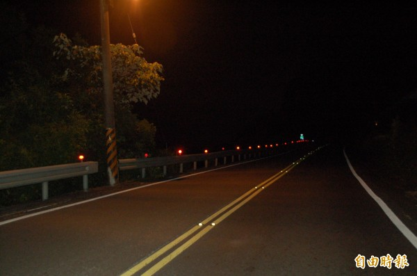 超強寒流來襲,公路總局表示,台7線北橫公路、台9線北宜公路於夜間可能產生路面結冰現象。(資料照,記者江志雄攝)