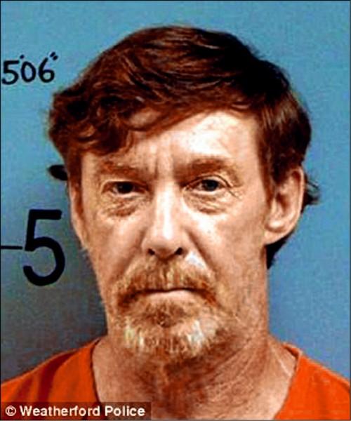 德州男子艾伯哈德第十二度酒醉駕駛被逮,遭判終身監禁。(取自網路)