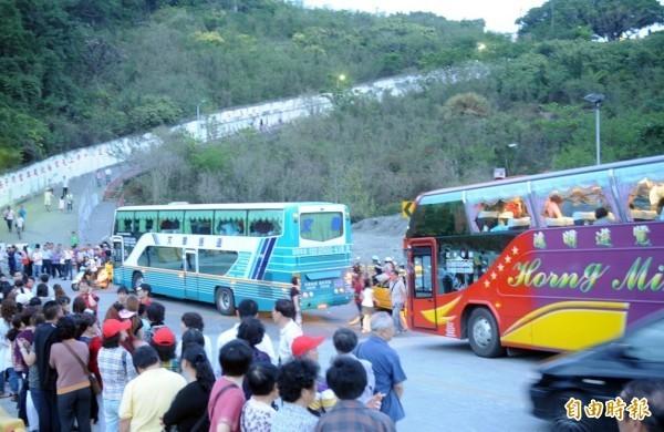 有旅遊業者投書媒體,表示:「中客原來是台灣的毒糖果」。(資料照,記者張忠義攝)
