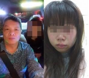 行動KTV運將涂清涼,驚爆毆打小女友。〔圖擷取自涂清涼臉書〕