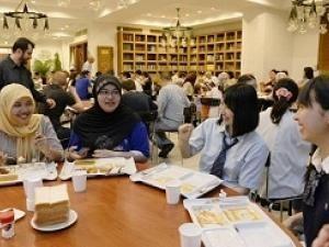 日本擁抱穆斯林,打造友善旅遊環境。(擷取自網路)