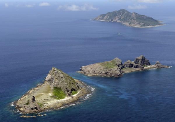 釣魚台群島。(資料照,美聯社)