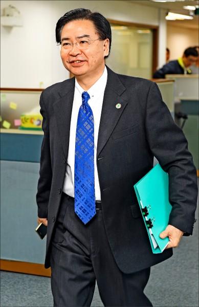 民進黨秘書長吳釗燮(資料照,記者簡榮豐攝)