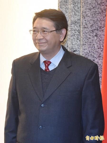 台聯前秘書長林志嘉接任立院秘書長。(記者廖振輝攝)