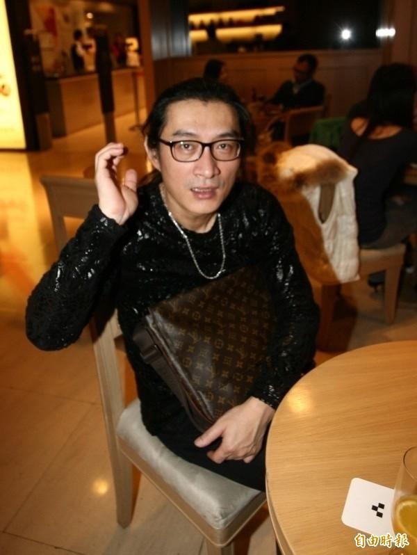 53歲黃安(本名黃宏銘)。(資料照)
