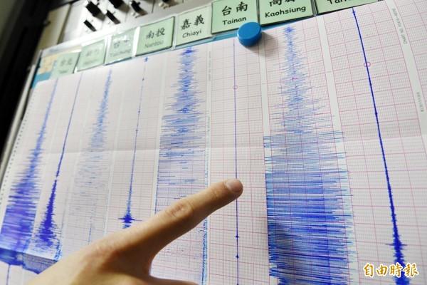 高雄美濃發生芮氏規模6.4強震,造成南台灣嚴重災情。(資料照,記者廖振輝攝)