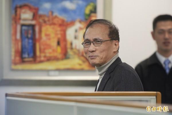 民進黨2月初曾發布消息指出,由吳釗燮、林錫耀、林全擔任政權交接小組共同召集人。然而名單曝光後,六人小組內並沒有林全。(資料照,記者林正堃攝)