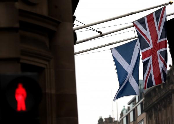 訴求蘇獨的蘇格蘭民族黨前黨魁表示,若英國脫歐,蘇格蘭可能會很快再舉行獨立公投。(美聯社)