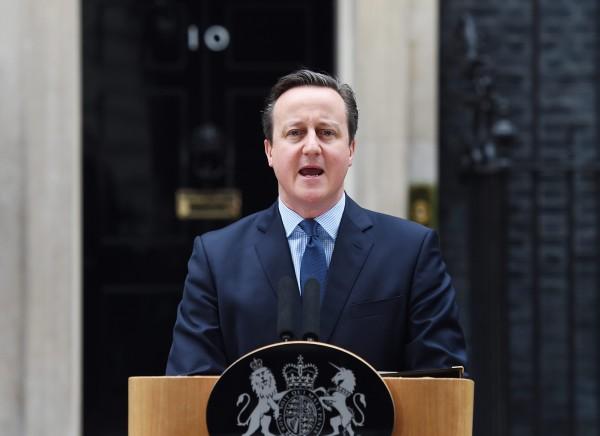 英國首相卡麥隆20日宣布,將於6月23日舉辦「英國是否續留歐盟」的公投。(歐新社)