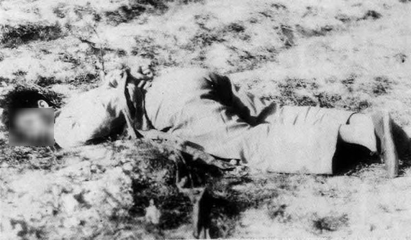 據史料統計,二二八事件來台的國民黨軍隊共計屠殺上萬名台灣人。(圖擷取自網路)