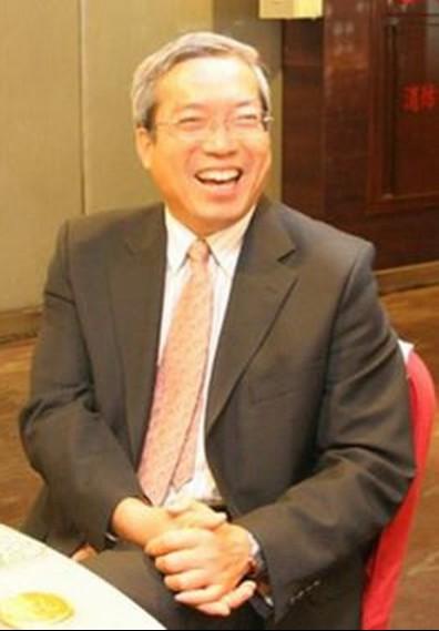 謝金河打臉香港知名命理師對台灣的預言。(圖擷取自謝金河臉書)