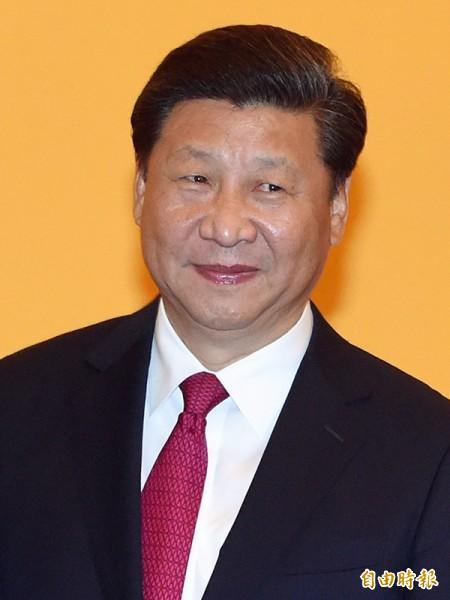 中國兩會於3、5日召開,中國領導人習近平是否會表述最新對台立場,備受各界關注。(資料照,記者廖振輝攝)