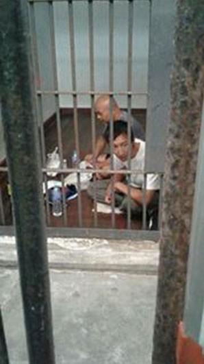 泰國過去曾是中國流亡人士的「避風港」,但隨著香港書商等人在該國「被失蹤」,當地流亡人士人心惶惶,日前有9名中國流亡人士試圖開船逃往澳洲失敗,被泰國當局關押,恐被遣返中國。(圖取自《自由亞洲電台》)