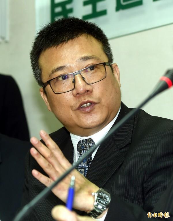 前國防部保防處長趙代川。(資料照。記者方賓照攝)