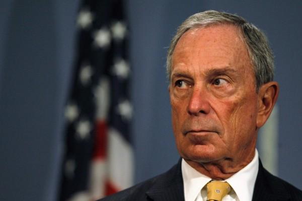 因擔心分裂投票造成共和黨總統參選人川普當選,前紐約市長彭博今日正式宣布棄選美國總統大選。(路透)