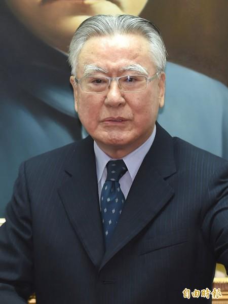 海基會前秘書長邱進益表示,以「九二共識」涵蓋當年香港會談並不妥當,應稱為「九二諒解」。(資料照,記者劉信德攝)