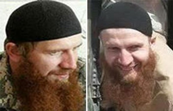 敘利亞當地媒體消息,極端組織「伊斯蘭國」(IS)「戰爭部長」、指揮官西沙尼(Abu Omar al-Shishani)並沒有在美軍的空襲中喪生。(路透)