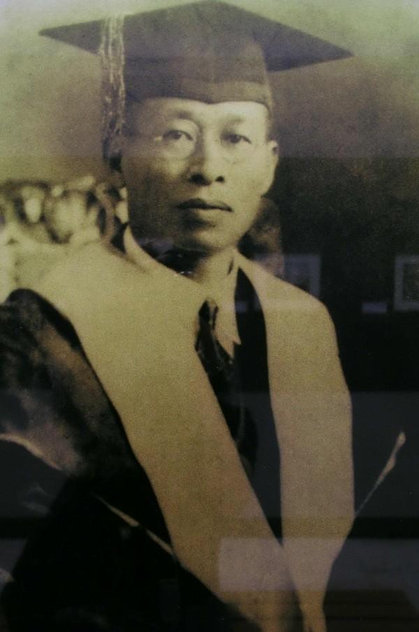 台灣第一位哲學博士林茂生,在69年前的今天(3月11日)無故消失。(資料照,記者孟慶慈翻攝)