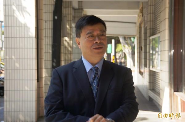 劉文雄針對不當黨產和憲兵違法搜索案酸說「雖然已經政黨輪替,奉勸各位還是要小心自身安全啊」。(資料照,記者錢利忠攝)