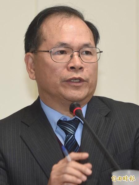 國發會主委林祖嘉。(資料照,記者廖振輝攝)