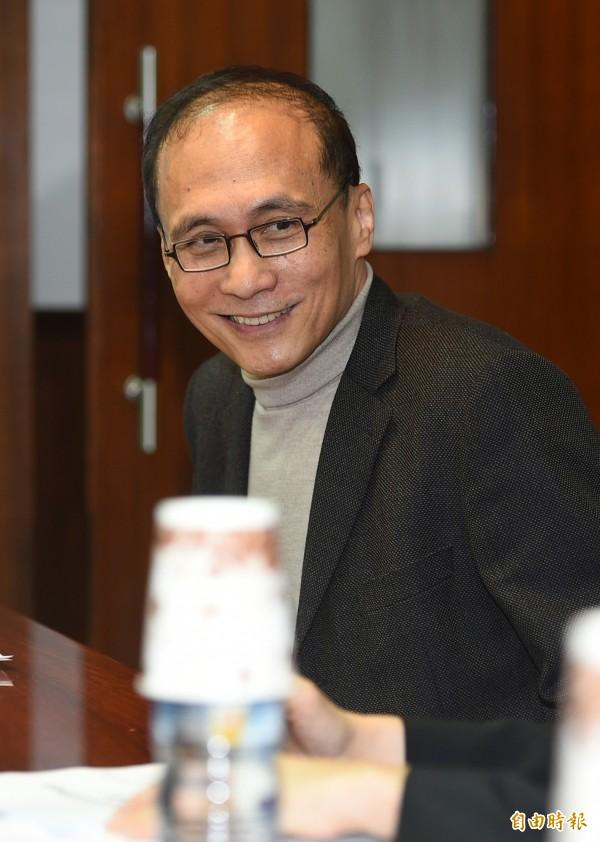 民進黨今天上午召開記者會宣布,由林全擔任行政院長。(資料照,記者張嘉明攝)