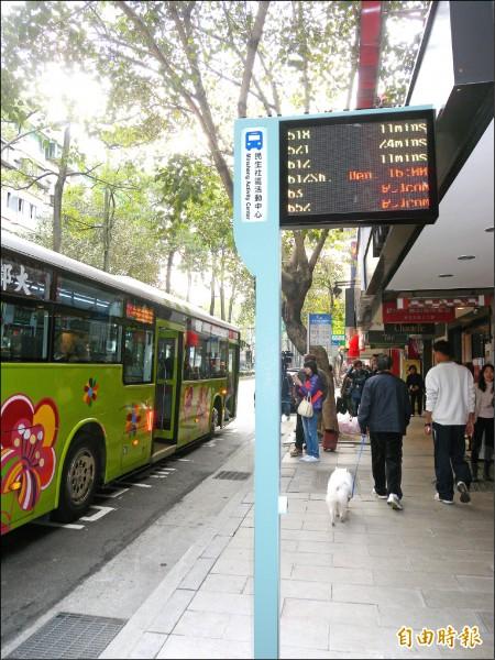 大台北公車票漲,雙北交通局長今天會面,預料不會有結論。(資料照,記者吳亮儀攝)