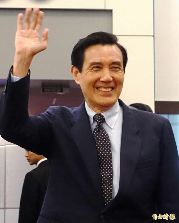 台北地檢署清查今年已分案有關馬英九被民眾告發的案件,共17件,104年度則已分案127件。(資料照,記者姚介修攝)