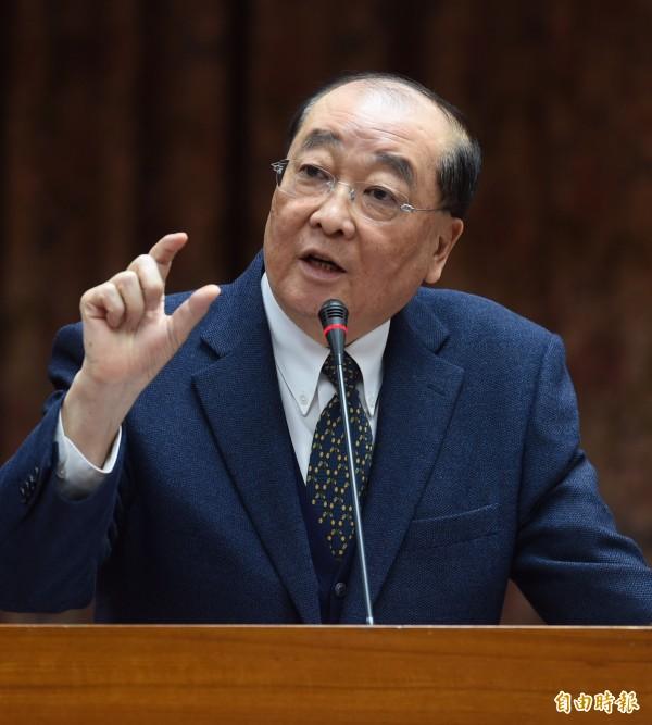 立法院教育及文化委員會,17日邀請文化部長洪孟啟報告並備詢。(記者簡榮豐攝)