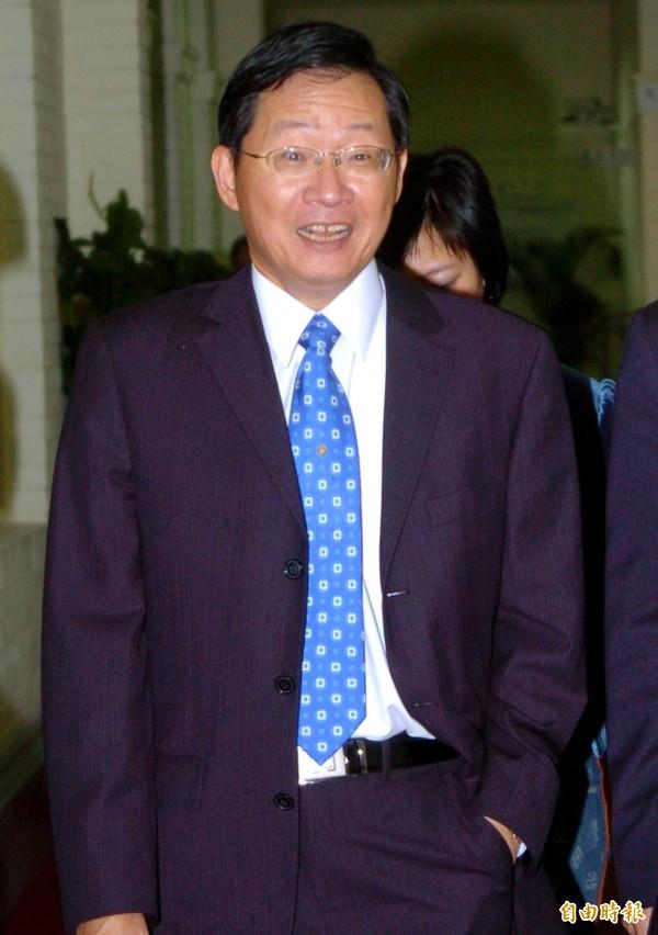 外交部次長李澄然今早在受訪時也表示,對甘比亞與中國建交表示遺憾,但目前我和其他邦交國關係都穩固。(檔案照片,記者朱沛雄攝)