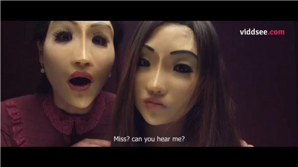 南韓微電影揭整形病態讓美的價值觀變得扭曲。(圖片擷取自YouTube「viddsee」頻道)